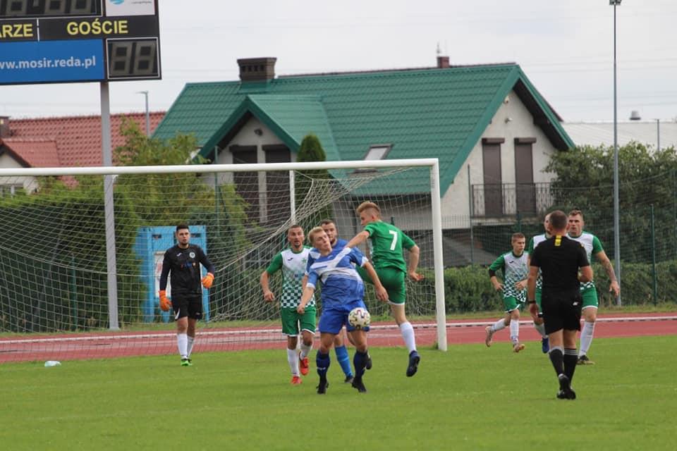 TPS Celtic Reda - UKS ZATOKA 95 PUCK