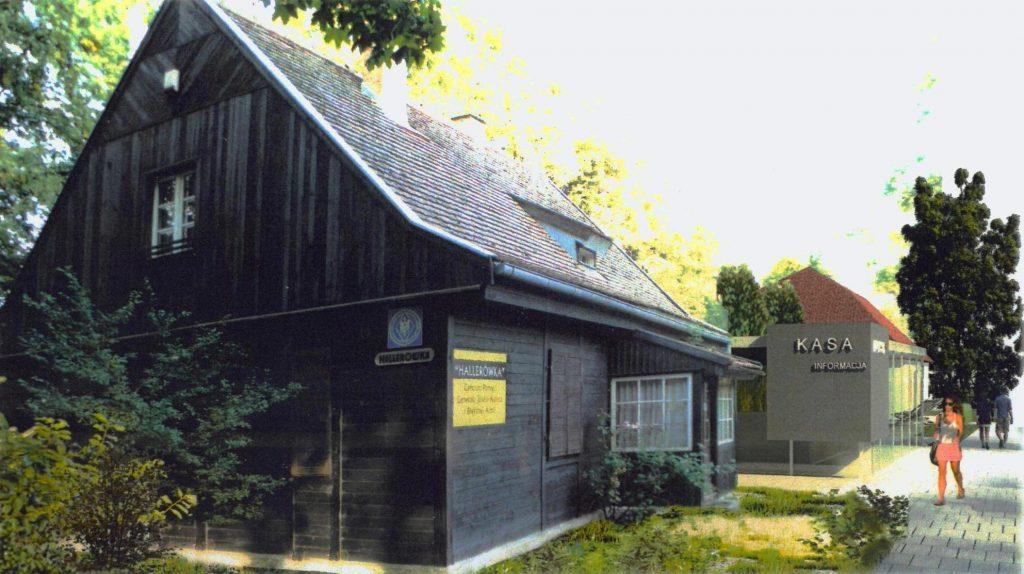 Hallerówka - Władysławowo; fot. Muzeum Ziemi Puckiej