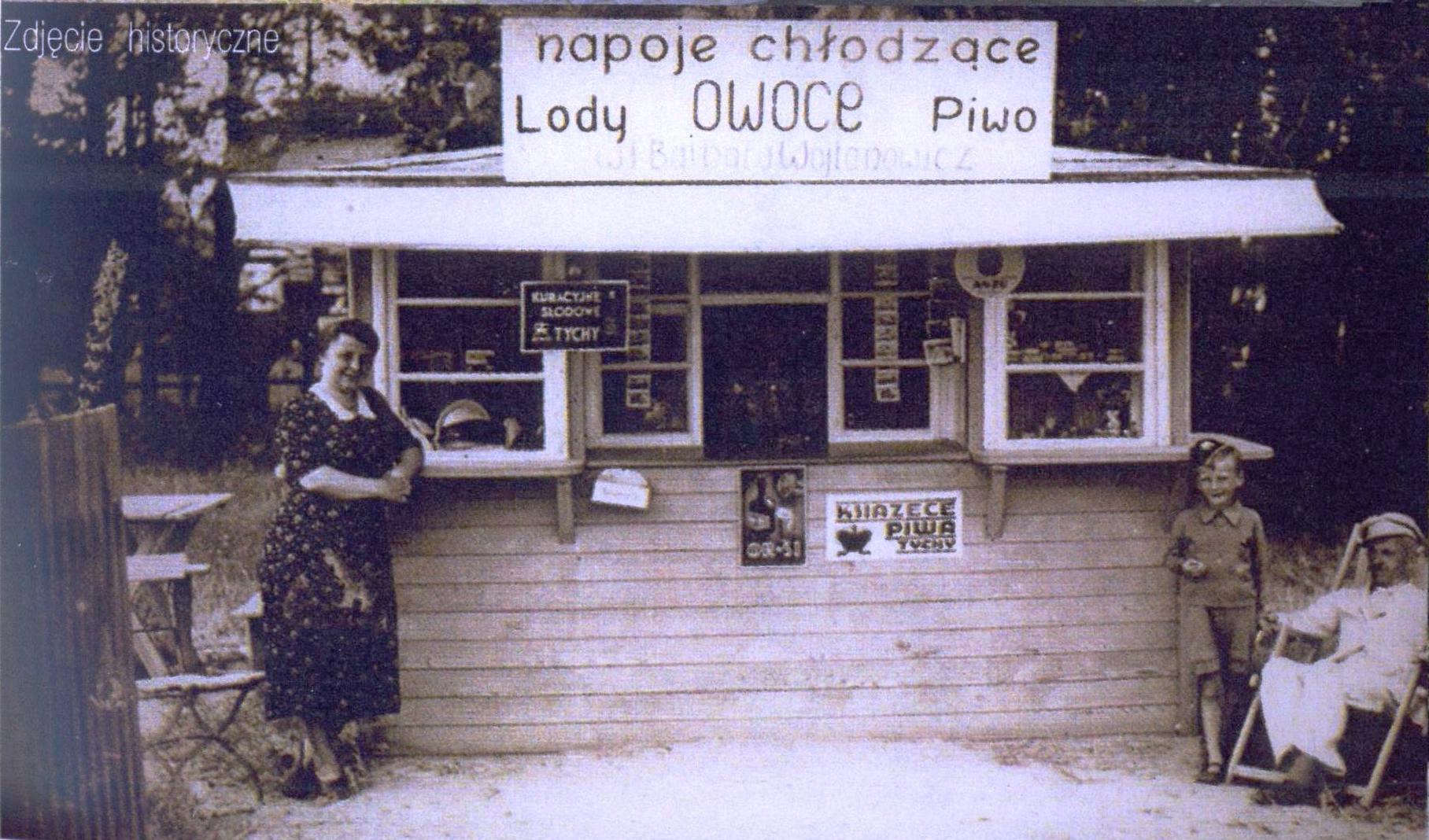 Władysławowo, zdjęcie archiwalne