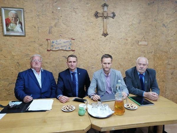 Sołeckie zebrania w gm. Kosakowo - fot. Marcin Majek