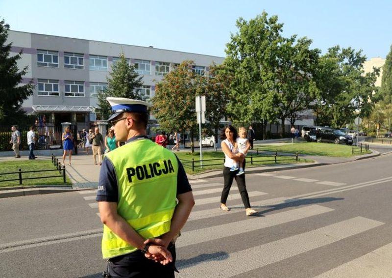 Powiat pucki: Bezpieczny pieszy na naszych ulicach (2020). Akcja puckiej policji
