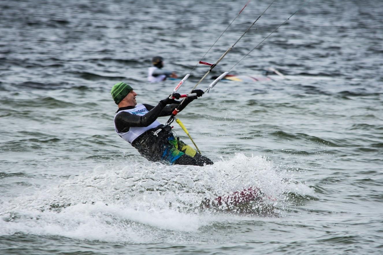 WINDMAGEDON 2020 w Kuźnicy. W październiku kite wyścigi na Zatoce Puckiej