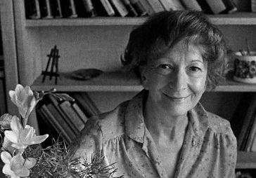Wisława Szymborska | fot. Sketch of the Past