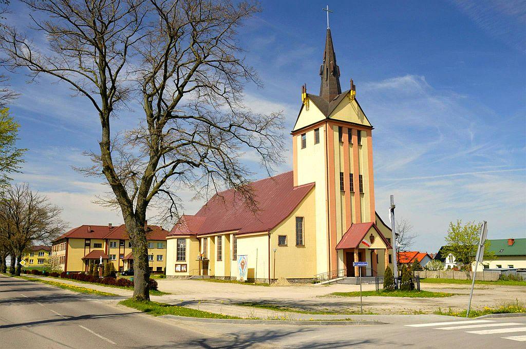 fot. Parafia NSPJ w Żelistrzewie