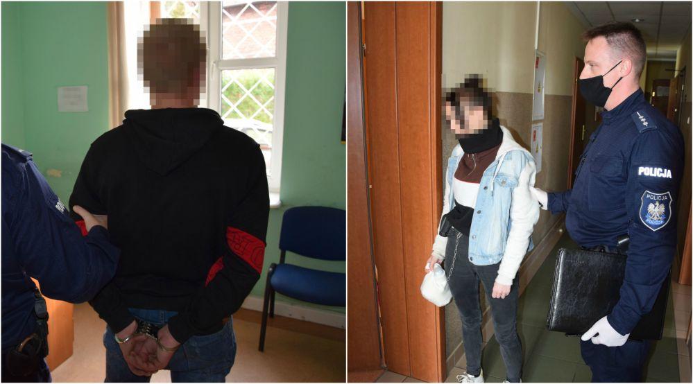 Puck: wpadka poszukiwanego 31-latka. Namierzyli go w domu. Miał przy sobie amfę | ZDJĘCIA