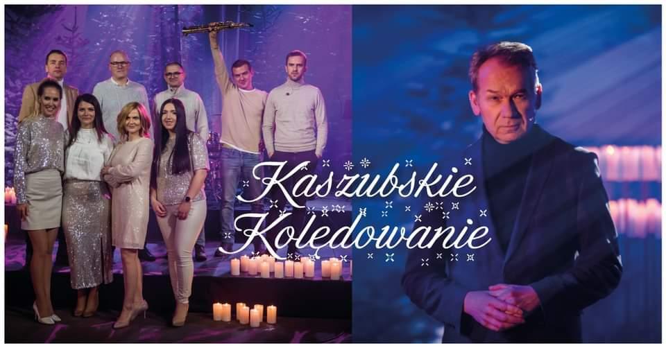 Kaszubskie kolędowanie w Pucku. Wirtualny koncert dzień przed Bożym Narodzeniem. Gość: Mirosław Baka | ZDJĘCIA, WIDEO