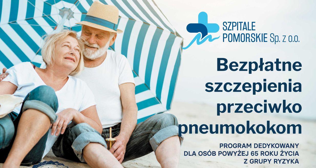 Szczepienia w powiecie puckim (grudzień 2020). Za darmo na pneumokoki mogą zaszczepić się seniorzy 65+. Gdzie iść?