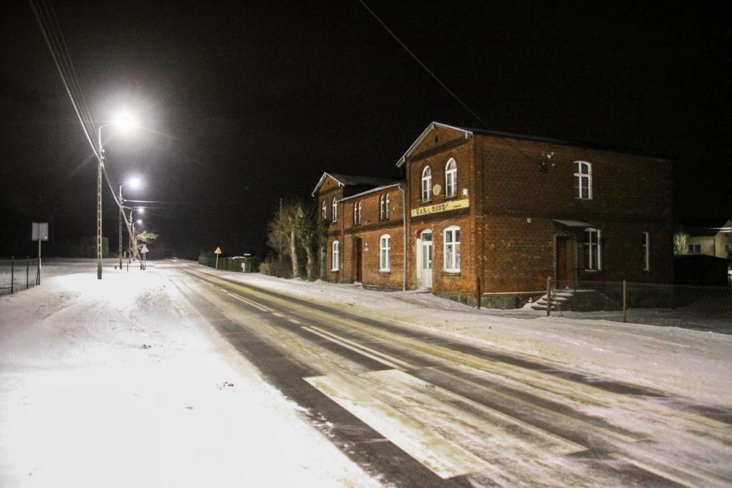 Sołectwo Mieroszyno, gmina Puck - Bar Nasz