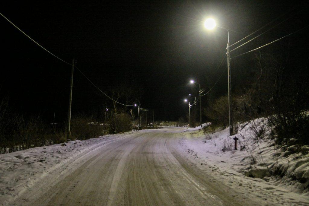 Sołectwo Mieroszyno, gmina Puck - droga na Kaczyniec