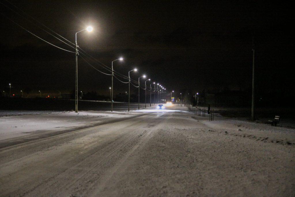 Sołectwo Mieroszyno, gmina Puck (droga do Jastrzębiej Góry)