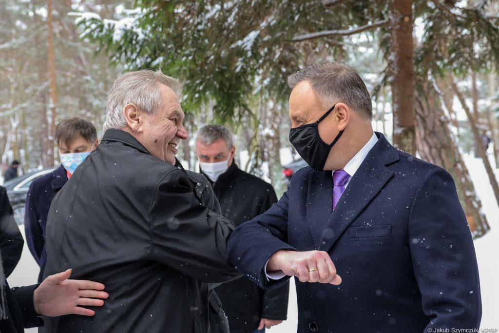 Prezydent Andrzej Duda w Helu