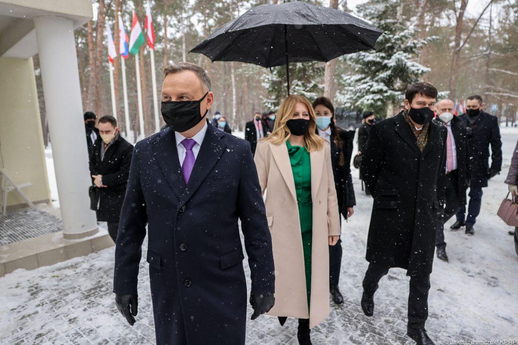 Prezydent Andrzej Duda w Helu 2021