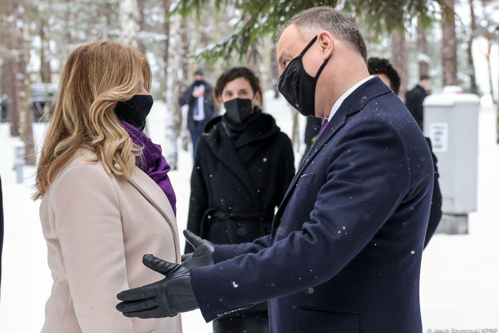 Prezydent Andrzej Duda w Helu - Jurata