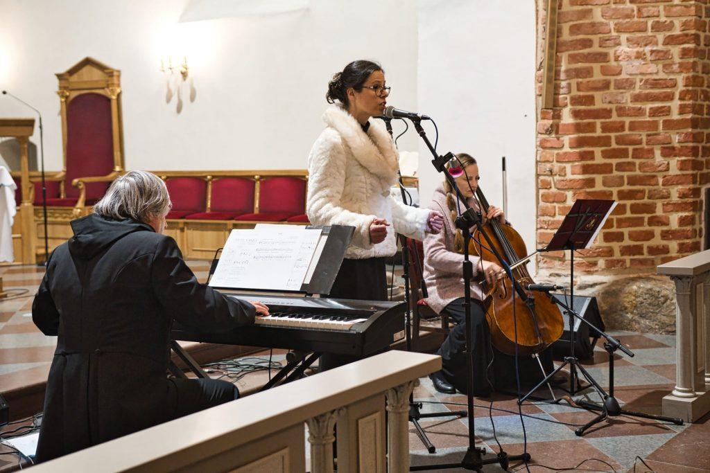 Zaślubiny Polski z Morzem - koncert w kościele w Pucku