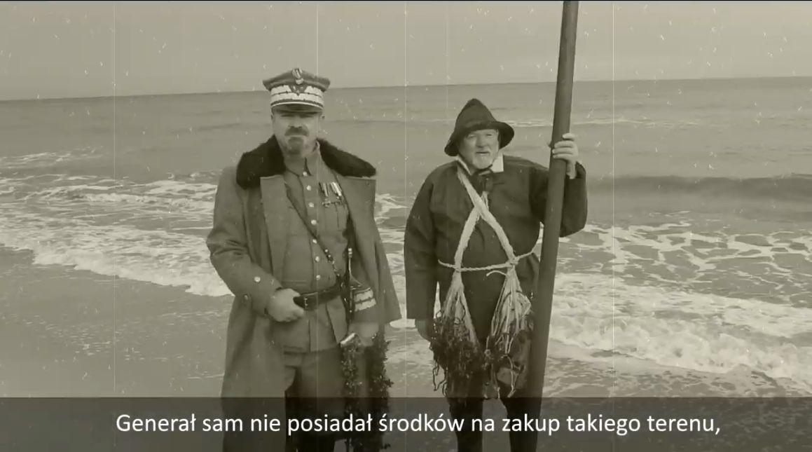 Władysławowo: Generał Józef Haller – pamiętnik. Historia słowami zapisana | WIDEO