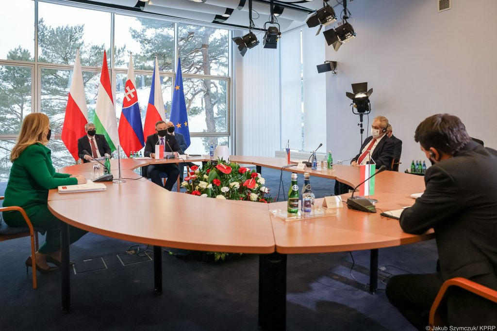 Prezydent Andrzej Duda w Helu - rezydencja