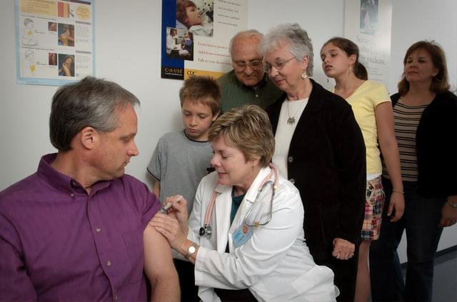 Powiat pucki: szczepienia, koronawirus