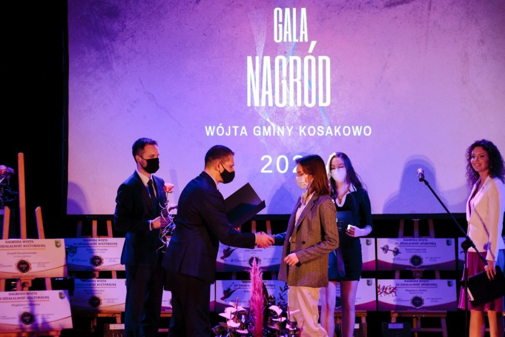 Gala Nagród Wójta Gminy Kosakowo 2021
