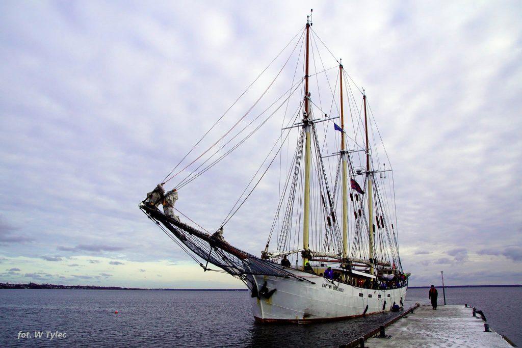 Kapitan Borchardt w Pucku (2)