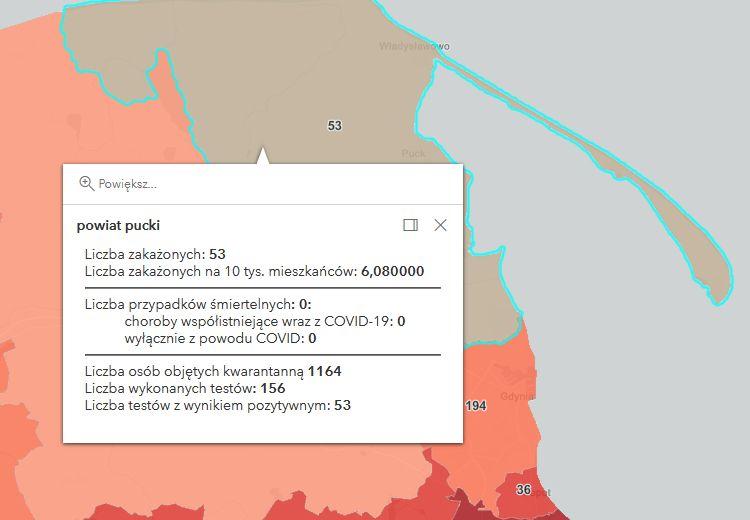 Powiat pucki szczepienia koronawirus marzec 2021 (2)
