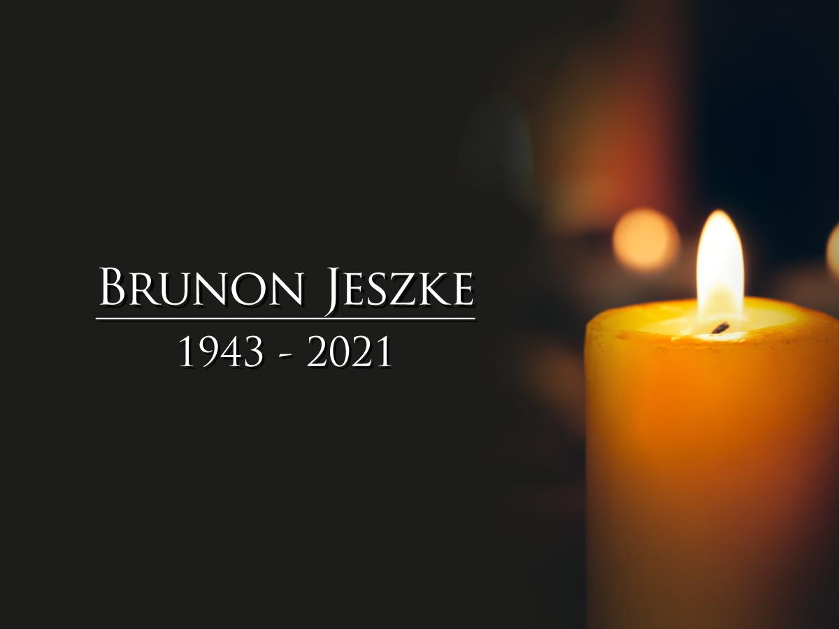 Nie żyje Brunon Jeszke władysławowo