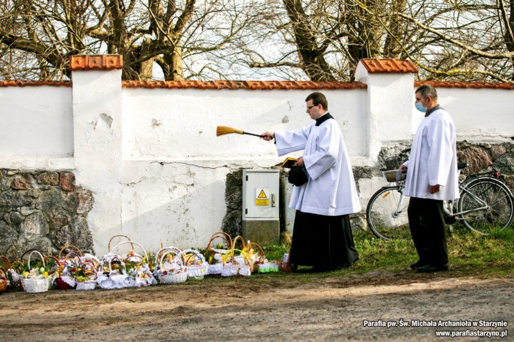 Wielkanoc Starzyno święconka