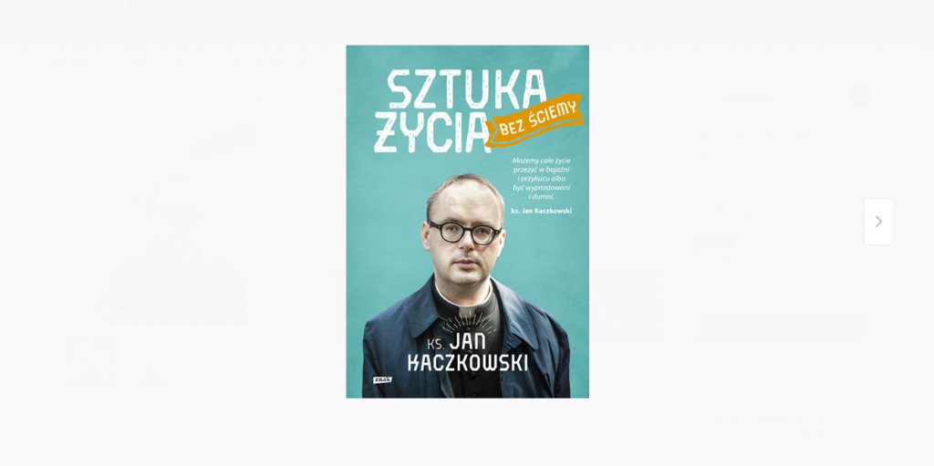 jan kaczkowski puck książki