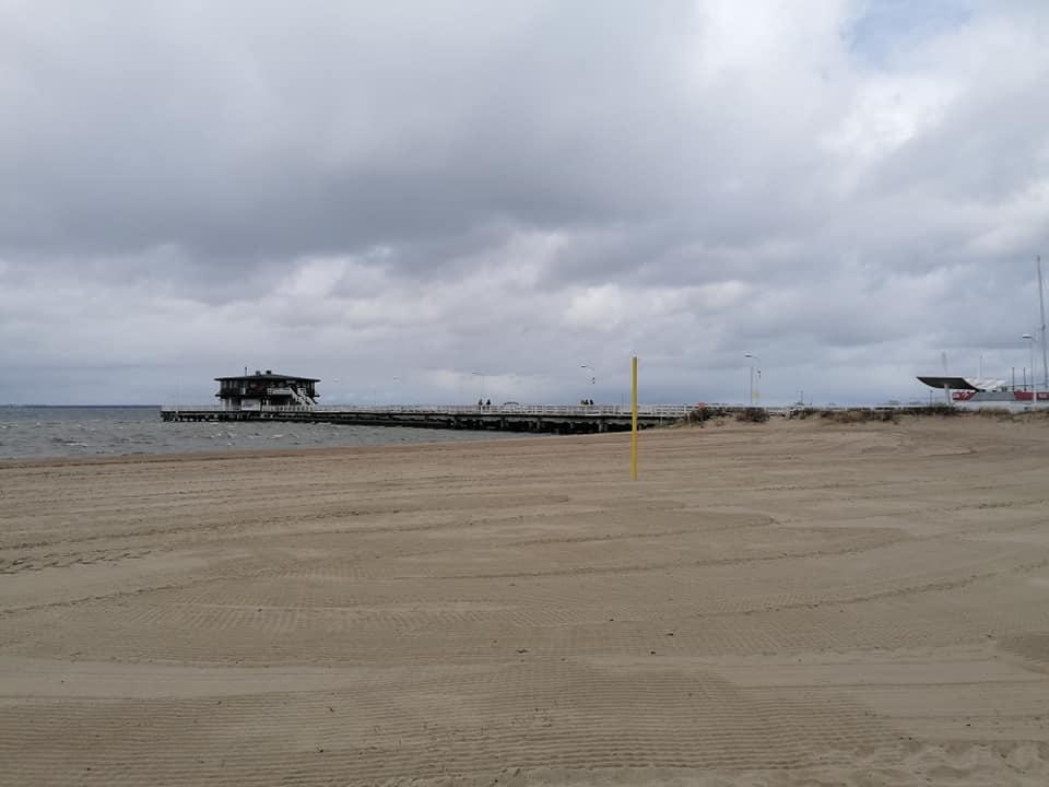 puck plaża boisko siatkówka puck