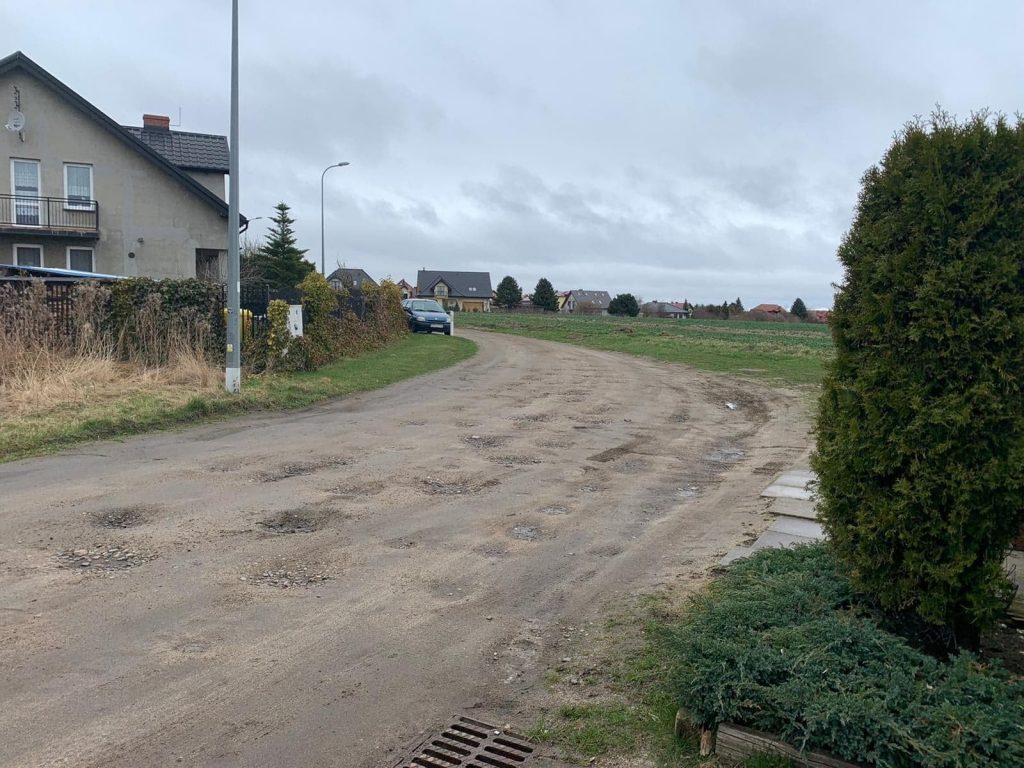remont ulic w Pucku 2021