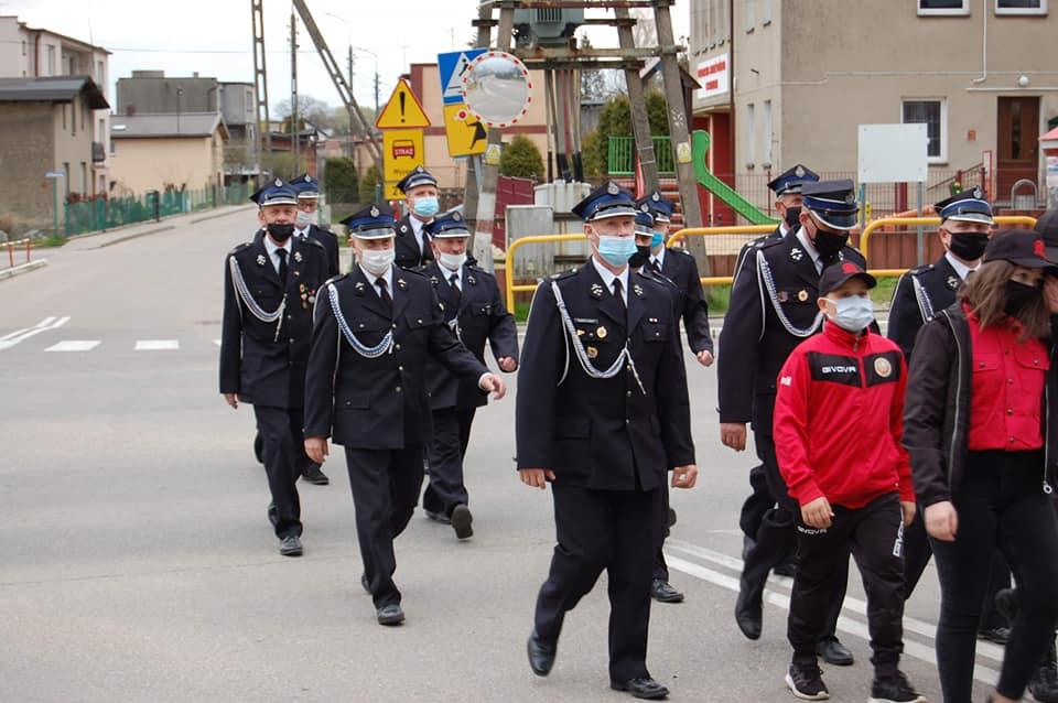Dzień Strażaka OSP Mieroszyno i OSP Strzelno