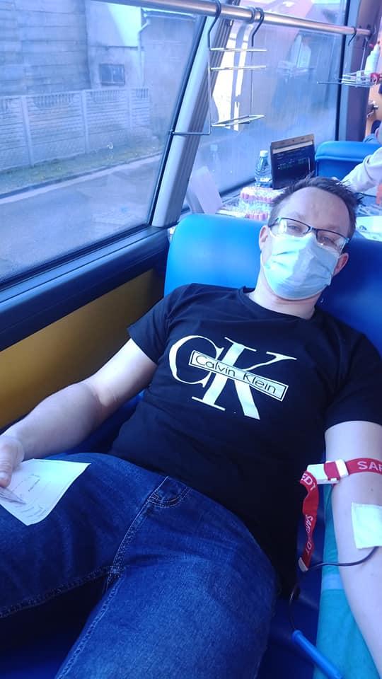 Pobór Krwi przy WKK w Połchowie