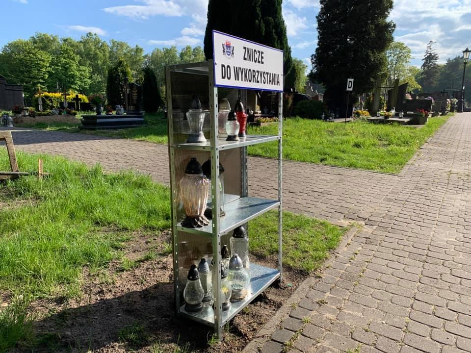 cmentarz komunalny władysławowo