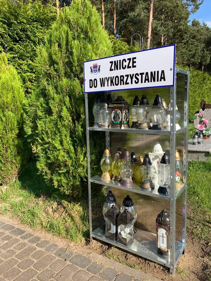 cmentarz władysławowo