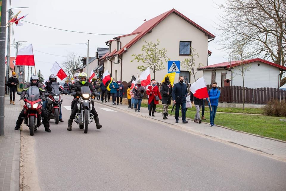 dzień flagi gmina kosakowo 2021