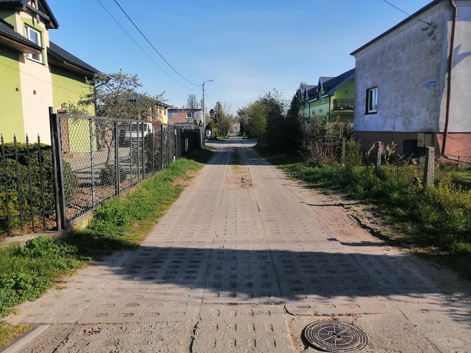 gmina Kosakowo remonty dróg rewa dębogórze