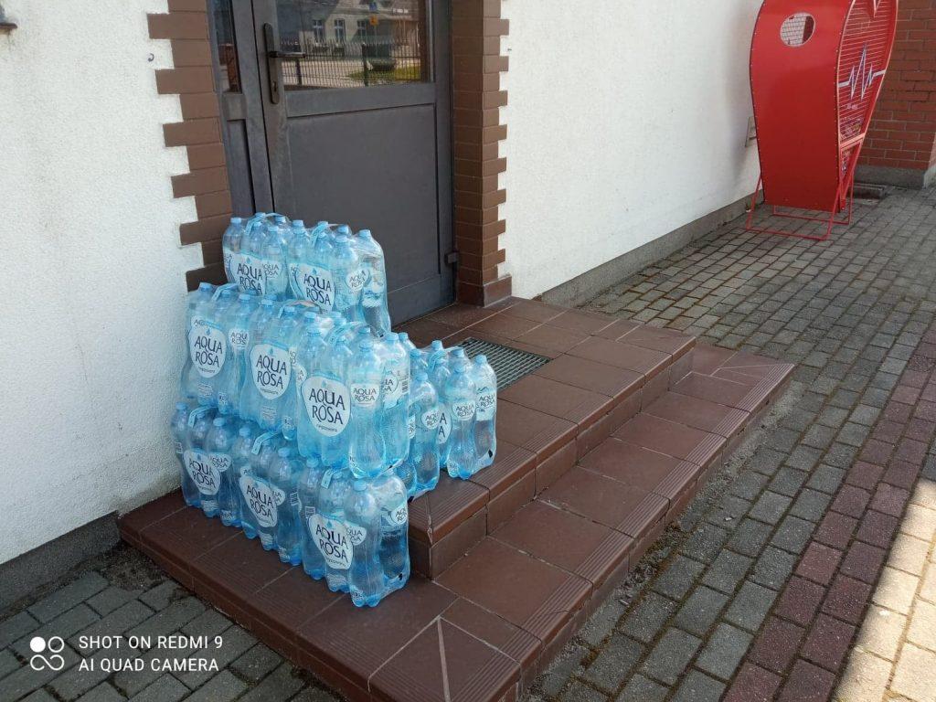 łebcz woda szpital pucki