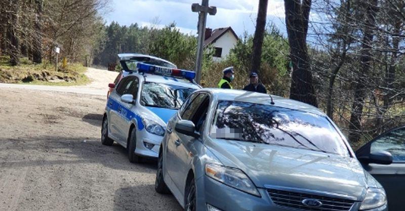 nadmorska kronika policyjna zatrzymali pijaną leśniewo
