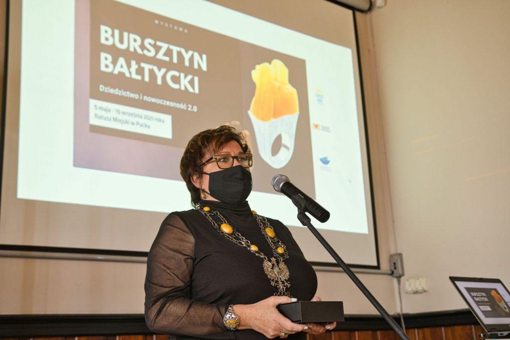 burmistrz puck hanna pruchniewska