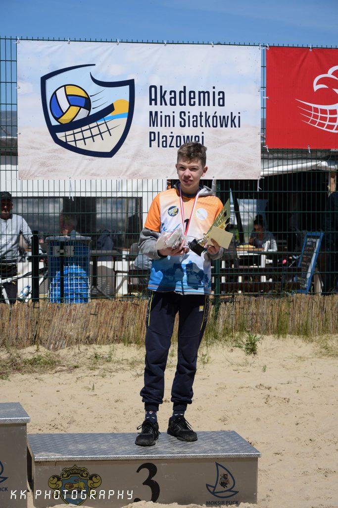 siatkówa plażowa puck grand prix 2021