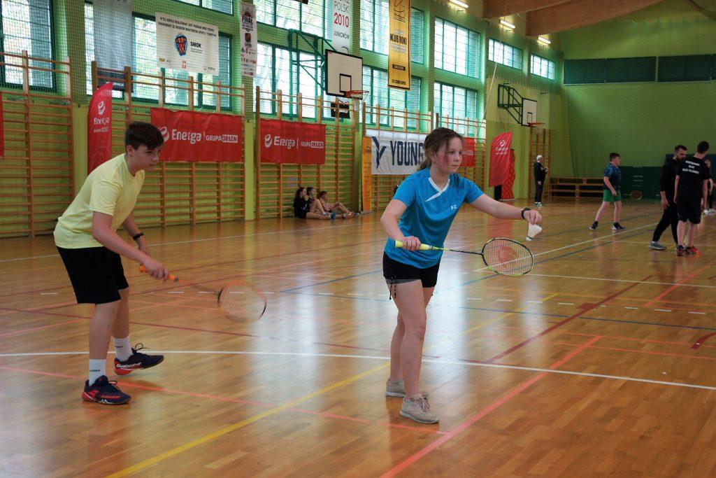 uks bliza władysławowo sport badminton