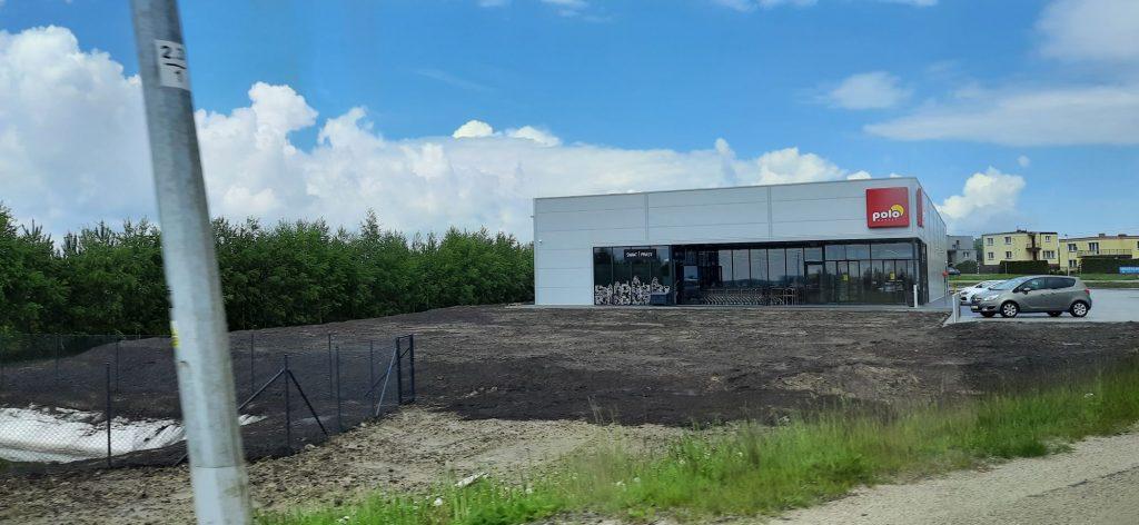 Gnieżdżewo Polomarket swarzewo otwracie 2021