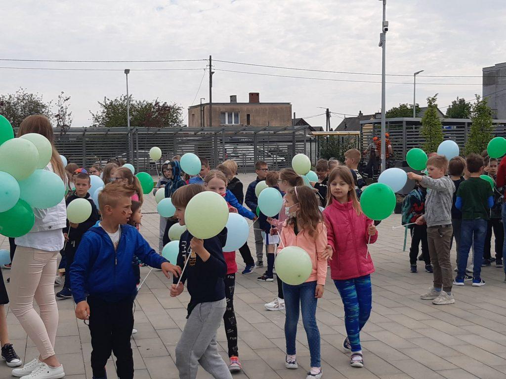 Szkoła Podstawowa w Pogórzu - Dzień Dziecka 2021