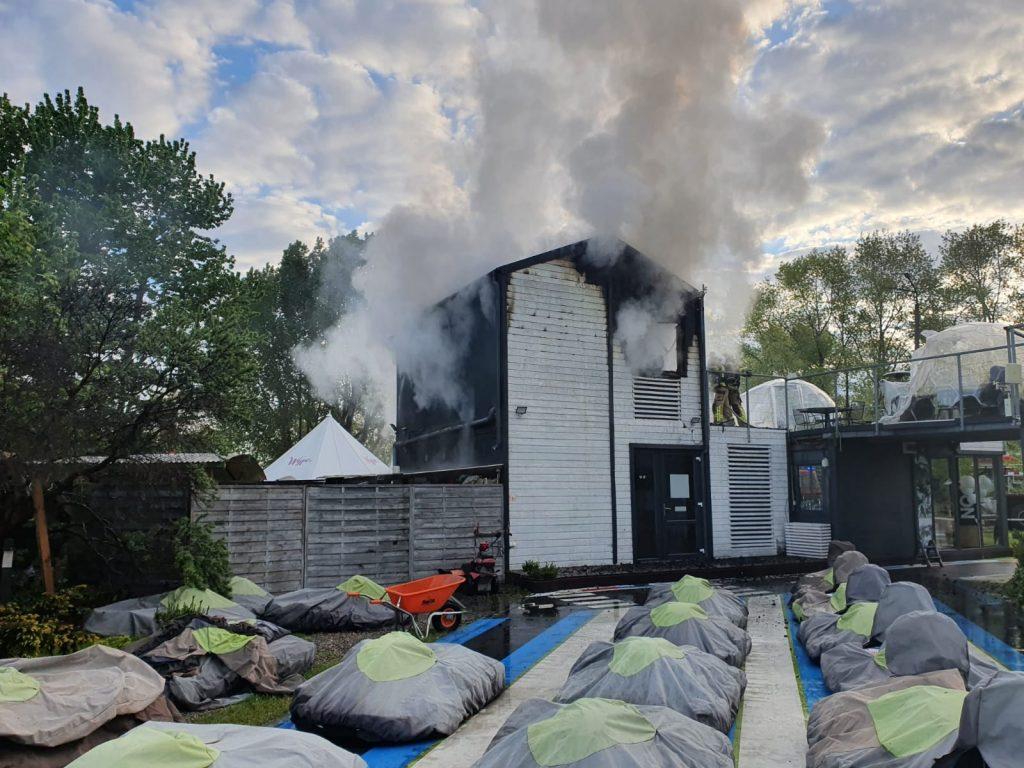 pożar władysławowo gokarty (1)