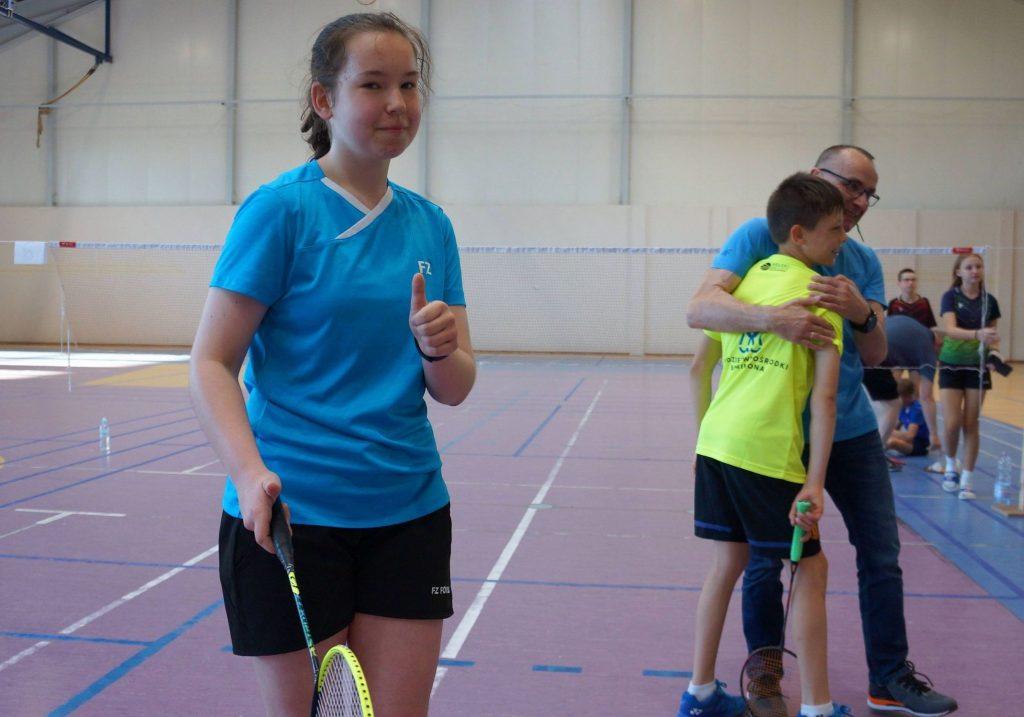 uks bliza władysławowo badminton chmielno
