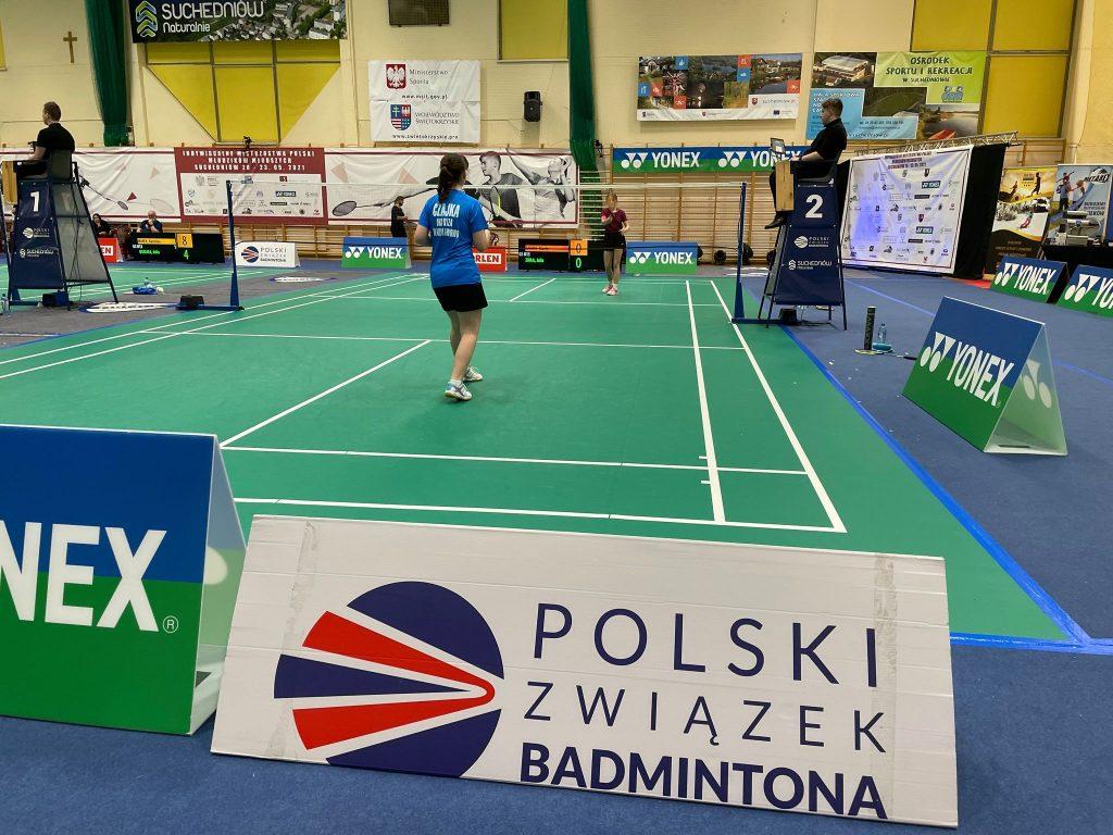 uks bliza władysławowo badminton suchedniów 2021