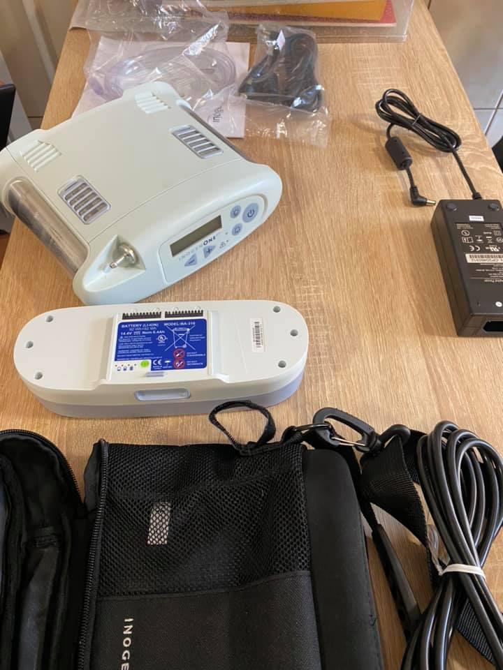 OSP Karwia defibrylator