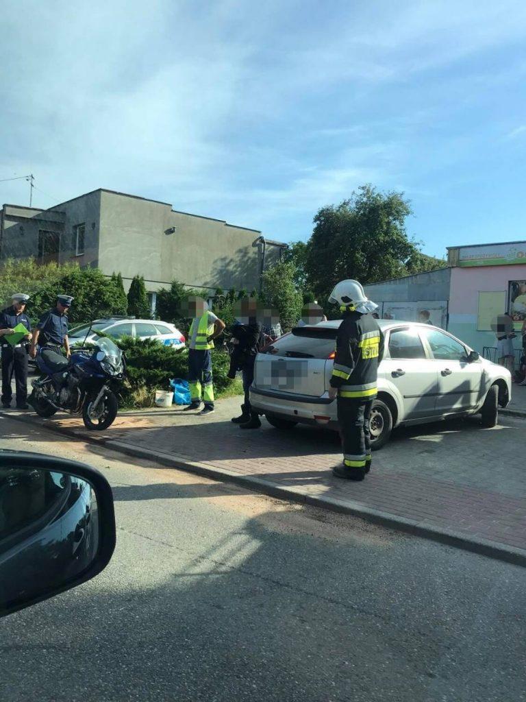 żelistrzewo wypadek pijany kierowca 2021