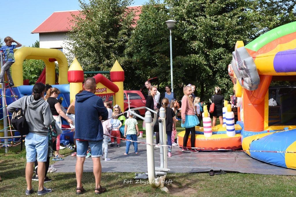 Festyn parafialny w Białogórze (2021)