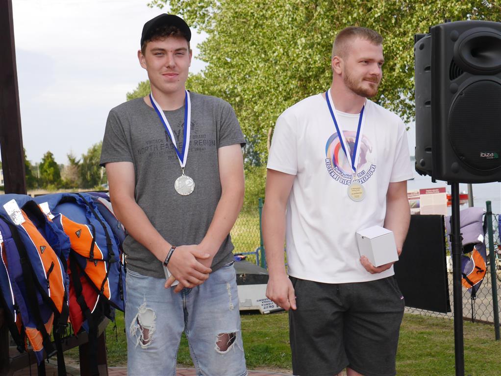 Mistrzostwa Gminy Puck w kajakarstwie 2021
