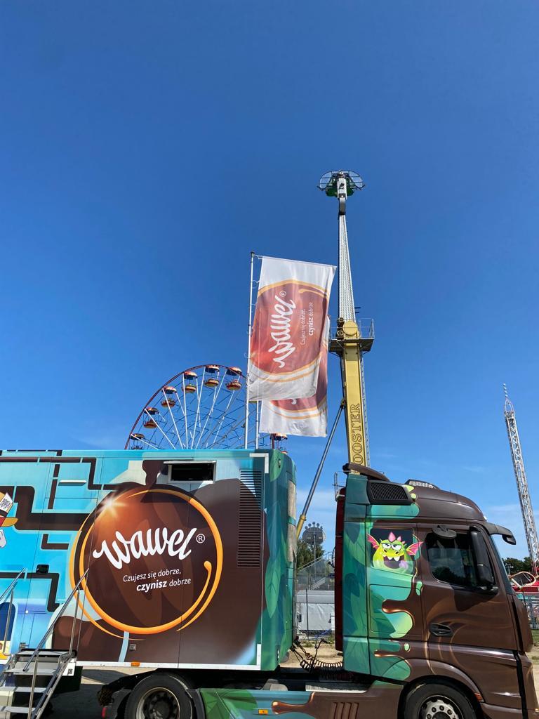 Wawel Truck władysławowo lunapark